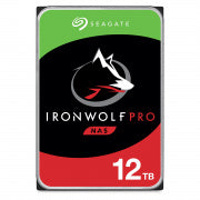 "Iron Wolf Pro Nas Hdd 3.5"" 12 Tb Sata 7200 Rpm 256 Mb Cache No Encryption 5 Yrs"