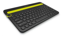 Logitech Bluetooth Multi Device Keyboard K480   Black