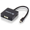 Alogic 3 In 1 Mini Display Port To Display Port Hdmi Dvi Adapter   Male To 3 Female   Moq:3