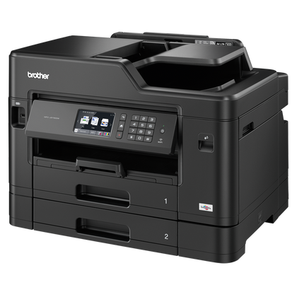 Brother Mfc J5730 Dw Business Inkjet Multi Function With A3 Printing Capability, Wireless Networking And Fax