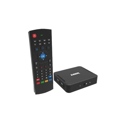 Multi Media Tv Box 4 K Player With Keyboard Air Mouse