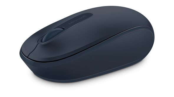 Microsoft Wireless Mobile Mouse 1850  Blue