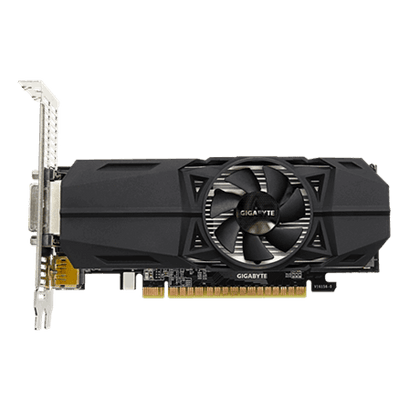 NVIDIA, GTX 1050TI, OC, 1442MHz, 4GB GDDR5, 1xDVI, 2xHDMI,1xDP, Low Profile, 1xFan, 300W, 3 Years Warranty
