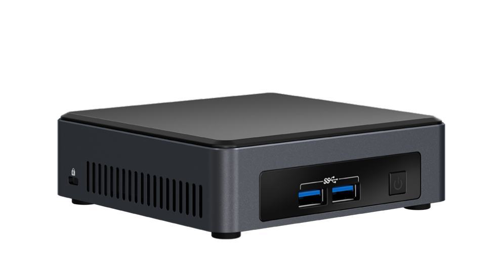 Intel 8th Gen Commercial Nuc, I7 8650 U Processor, 8 M Cache, Up To 4.20 G Hz