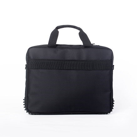 "Top Loader Carrycase For Up To 16"" Nb, Black Nylon 210 D, Water Resistant"