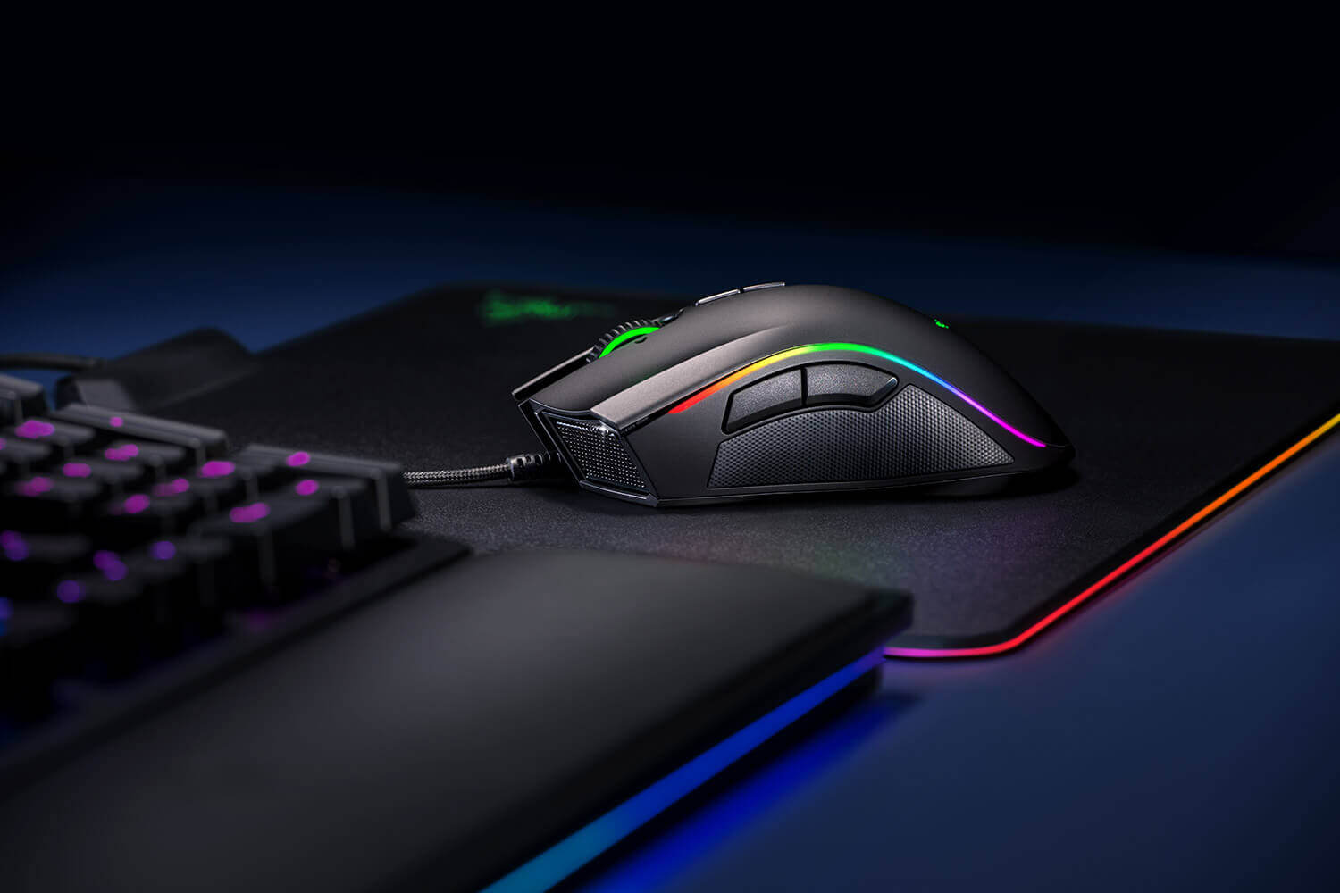 Razer Mamba Elite - Right-Handed Gaming Mouse - FRML Packaging