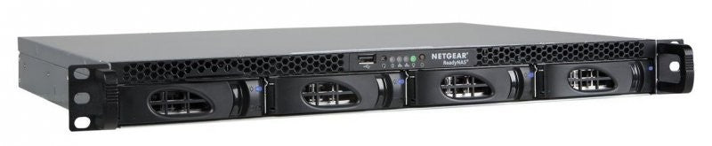 Ready Nas 3138 1 U Rackmount Network Storage, 4 Bay  Diskless