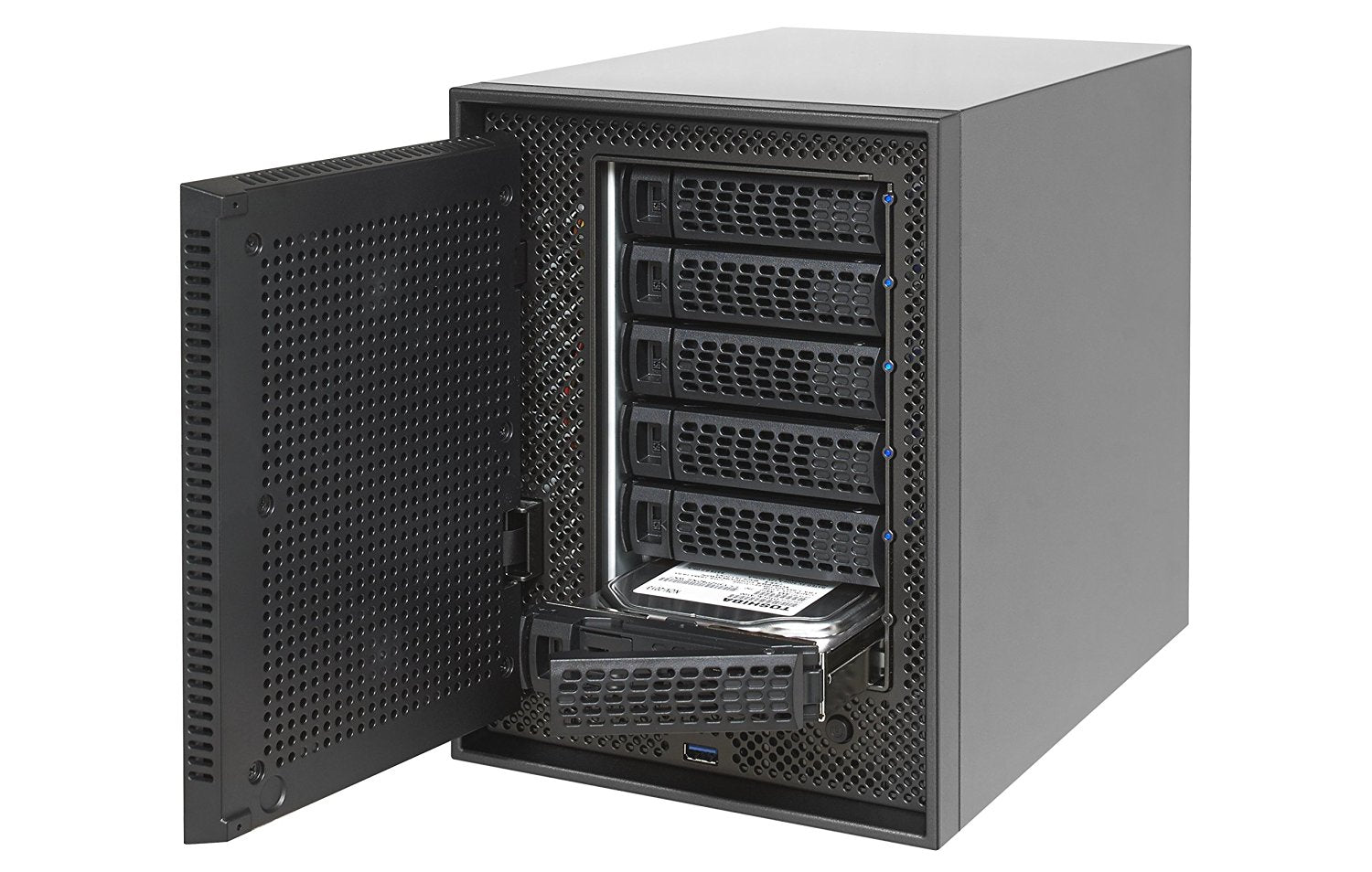Ready Nas 526 X   Desktop Network Storage 10 G Base T, 6 Bay Diskless