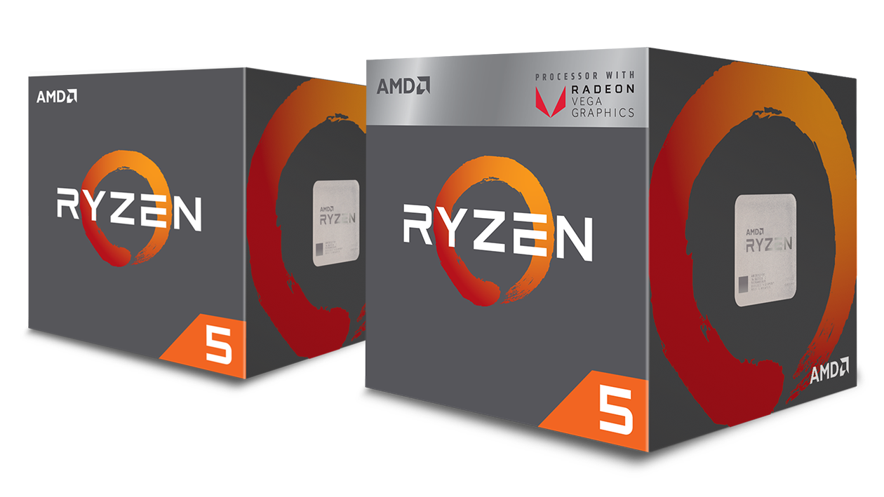 Amd Ryzen 5 2600, 6 Core/12 Threads, Max Freq 3.9 G Hz, 16 Mb Cache Socket Am4 65 W, With Wraith Stealth Cooler