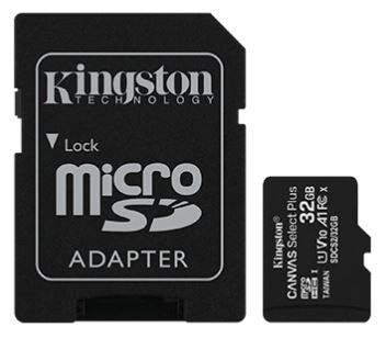 32 Gb Canvas Select Plus Micro Sd