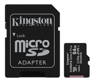 64 Gb Canvas Select Plus Micro Sd