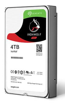 Iron Wolf Nas Hdd 3.5