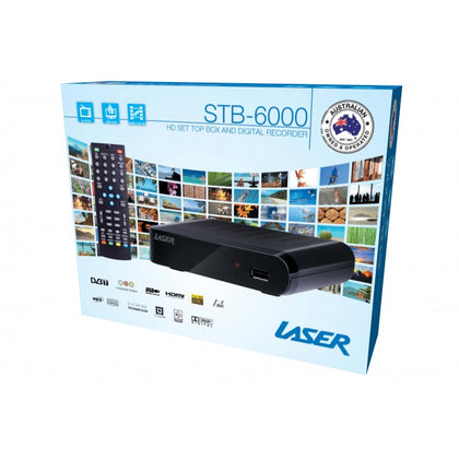 Set Top Box Hd Pvr Hdmi Media 6000   Moq 2