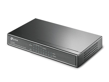 8 Port Gigabit Desktop Po E Switch