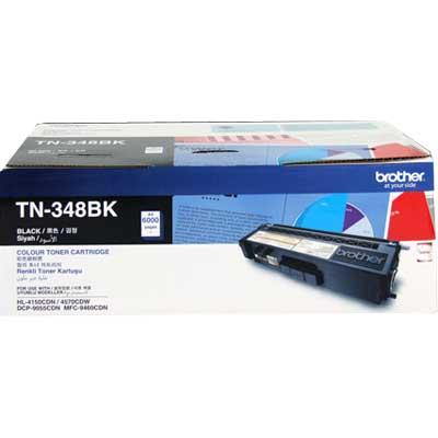 Tn348 High Yield Black Laser Toner For Hl4150 Cdn/4570 Cdw