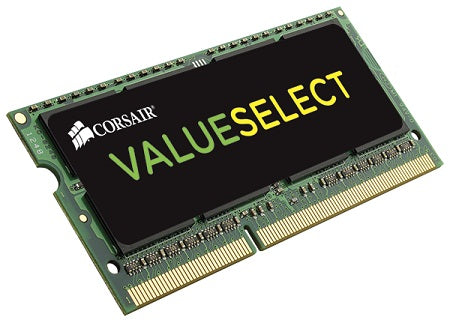 Corsair Value Select 4 Gb (1x4 Gb) Ddr3 L Dram Sodimm 1600 M Hz 11 11 11 28 1.35 V