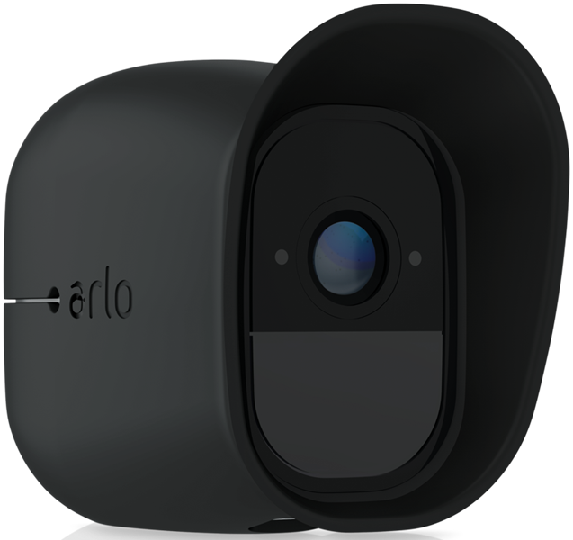 Arlo Pro Replaceable Uv Resistant Black Silicone Skins (Pack Of 3)