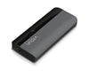 Usb C 10400m Ah Portable Power Bank With Dual Output (3 A Usb C + 2.4 A Usb A) With Smart Charge    Moq:2