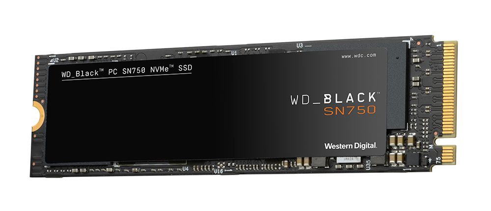 Wd  Black Sn750 Nv Me Ssd,Capacity:500 Gb;Interalface:M.2;