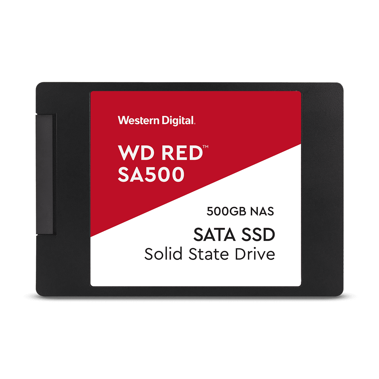 Wd Red 500 Gb, Sata, 2.5, Cssd