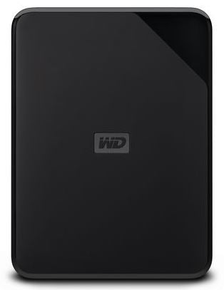 2TB WD Elements SE Portable Storage (Black)