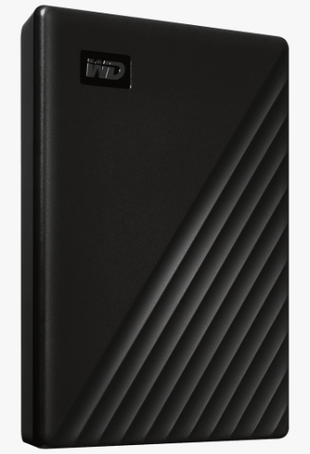 My Passport 2 Tb Black Worldwide