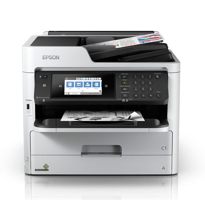 MFP MONO - Print/Scan/Copy/FAX/NW+WLAN, 24ppm/15 Duplex (ISO), A4, 10.9cm Touch LCD, Win+OSX