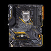 Intel Z390 ATX gaming motherboard with OptiMem II, Aura Sync RGB LED lighting, DDR4 4266+ MHz support, 32Gbps M.2, Intel Optane memory ready, and nati