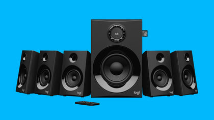 Logitech Z607 5.1 Surround Sound With Bluetooth