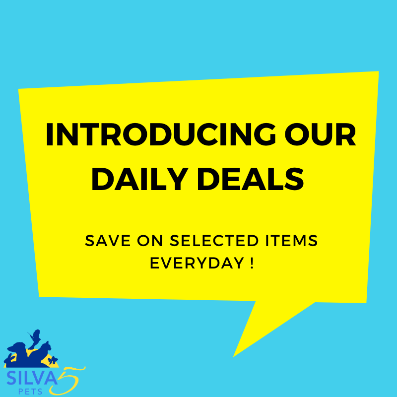 Silva 5 Pets launches  daily deals .