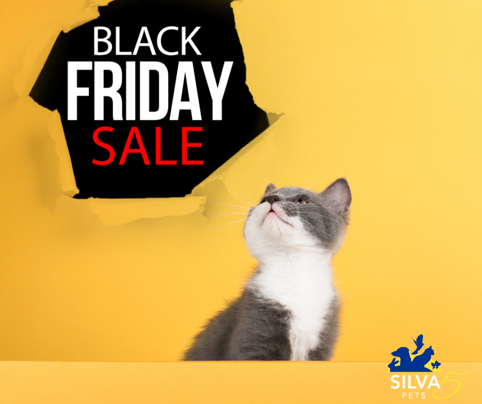 Silva 5 Pets Black Friday | Cyber Monday Deals