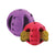 Hunter Stuff n Bounce Ball Dog Toy - Purple