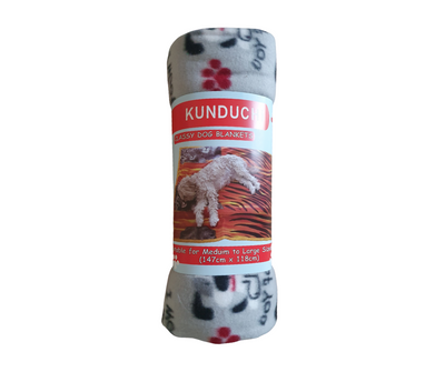 Kunduchi dog blanket