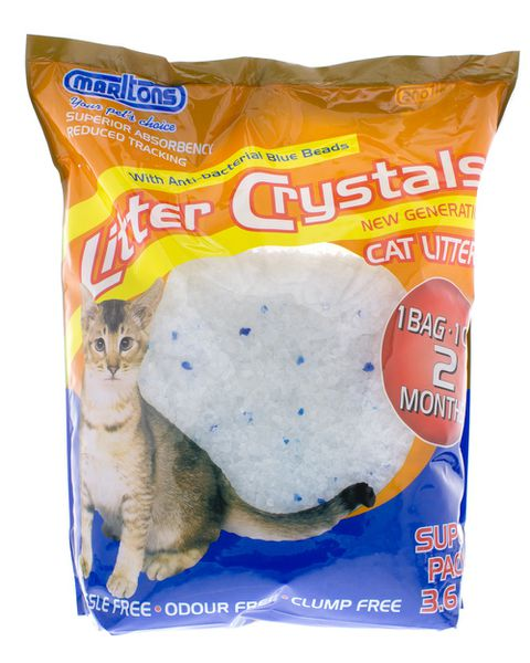 Marltons - Cat Litter Crystals - 3.6kg