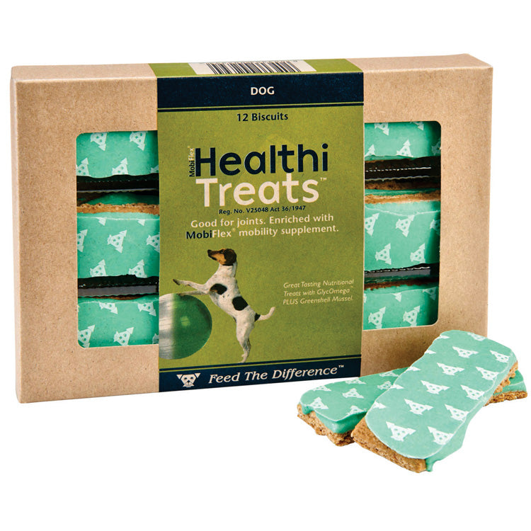MobiFlex Healthi Dog Treats