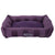 Buy AristoCat Lounger Cat & DOG BED Bed -plum online in South Africa
