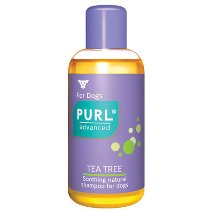 Buy PURL Advanced Tee Tree Shampoo for dogs- 250ml online in South Africa at Silva5pets.co.za