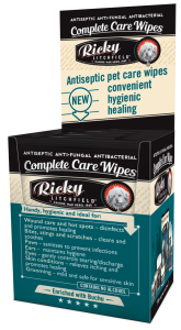 Ricky Litchfield Complete Care Pet Wipes ( pack of 10 )