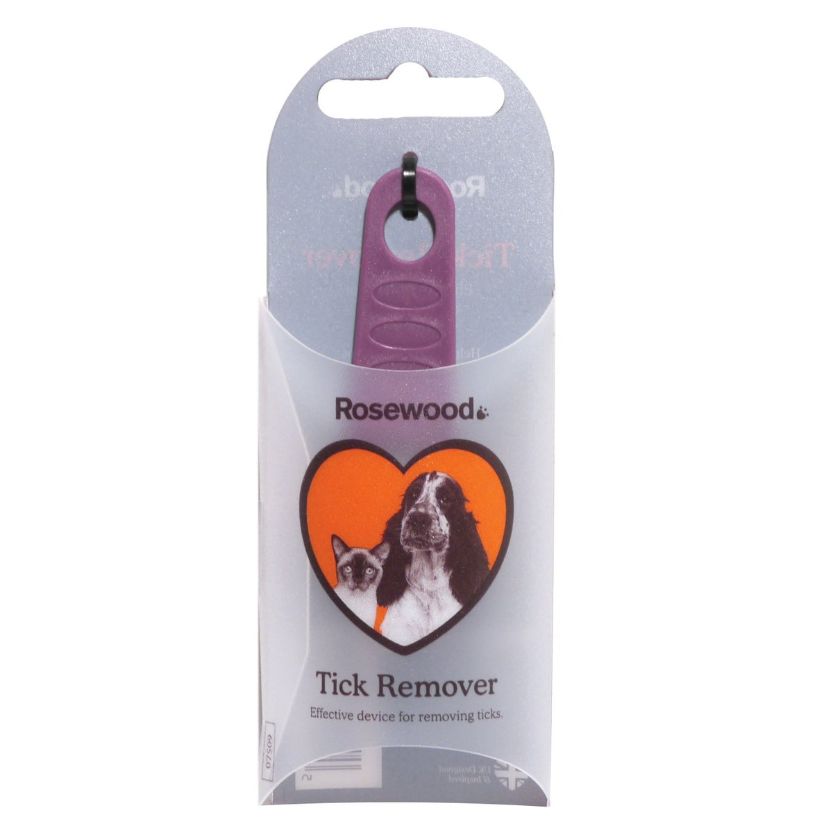 Rosewood Salon Grooming Tick Remover for pets