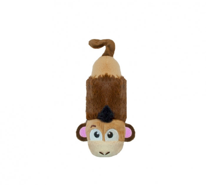 Lil Squeak Monkey Dog Toy silva-5-pets Petstages