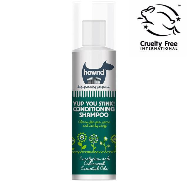 Hownd Yup you stink ! conditioning dog shampoo silva-5-pets Hownd