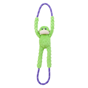 Monkey Rope Tugz Dog Toy silva-5-pets ZippyPaws