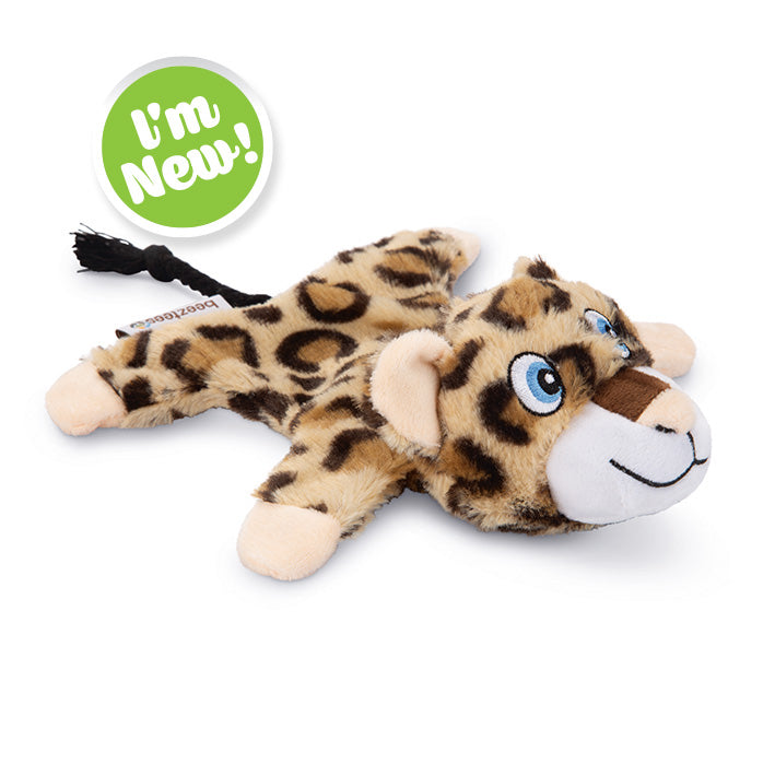 Beeztees Taki Soft Plush Dog Toy