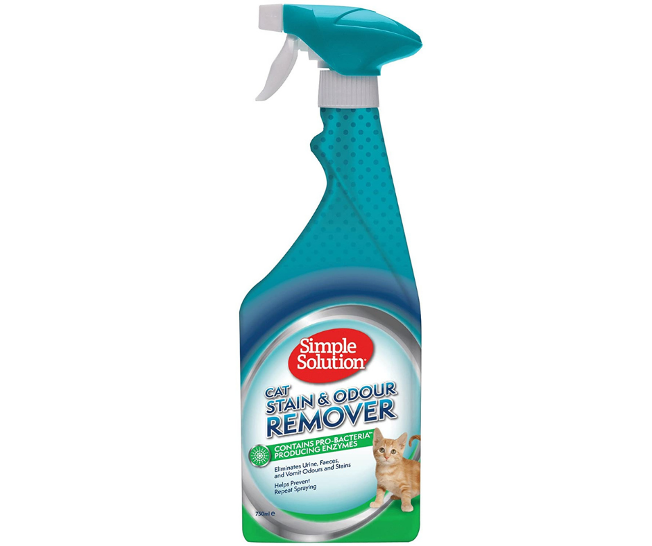 Simple Solution Cat Stain and Odour Remover  - 750ml