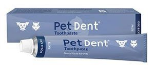 Pet Dent Toothpaste for Dogs and Cats