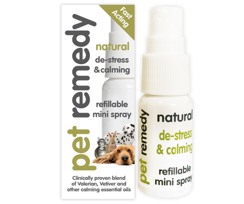 Pet Remedy Calming Spray - 15ml