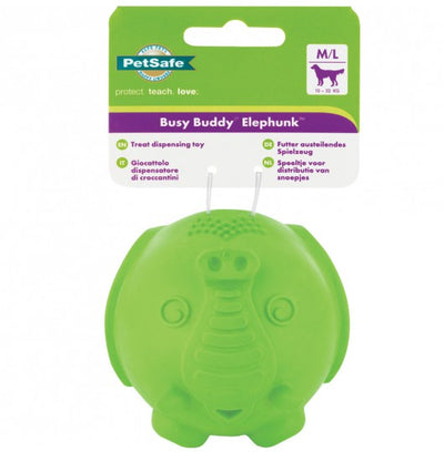 Petsafe Busy Buddy Elephunk Dog Toy