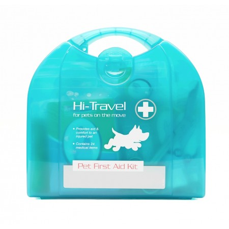 Options Travel First Aid Kit for Pets silva-5-pets Rosewood