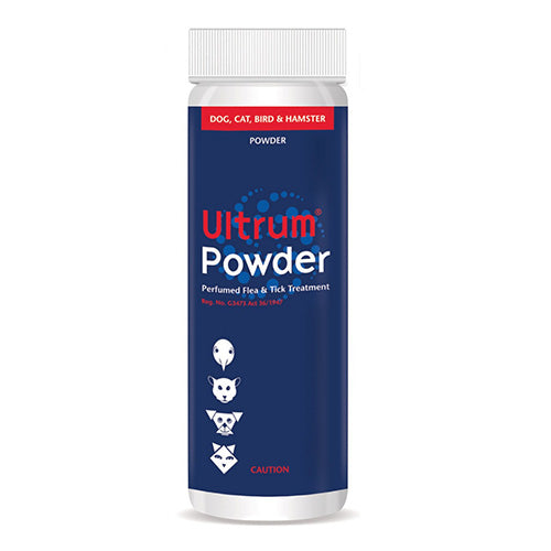 Ultrum Dog & Cat Tick & Flea Powder