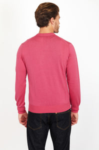 Merino Wool Crewneck Jumper